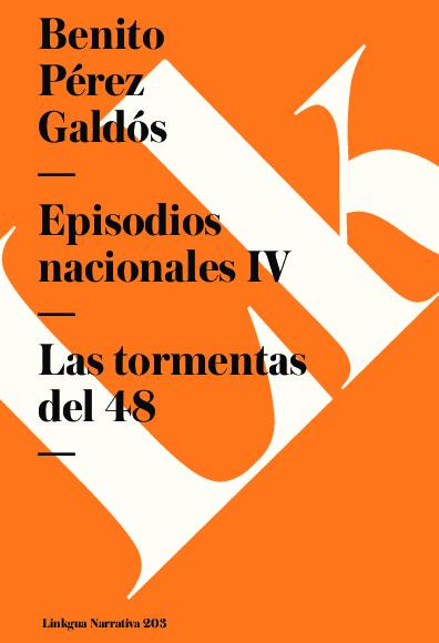 Episodios nacionales IV. Las tormentas del 48