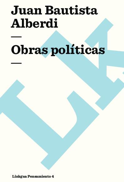 Obras políticas