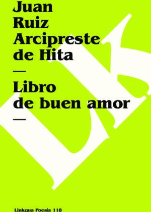 El libro del buen amor. Texto antiguo