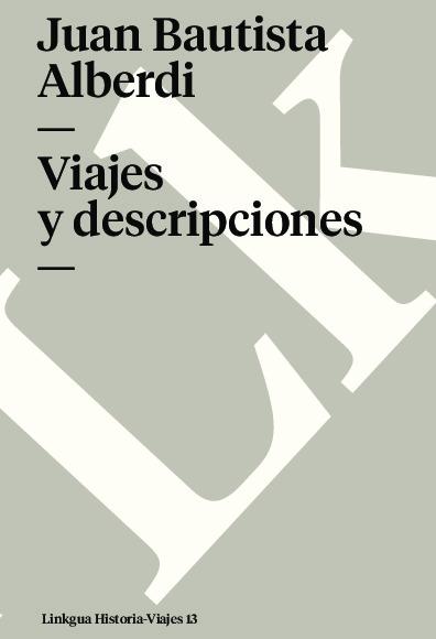 Viajes y descripciones