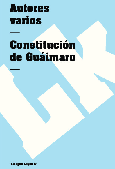 Constitución de Guáimaro