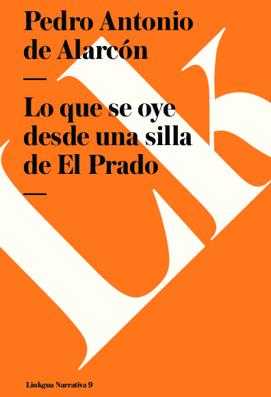 Lo que se oye desde una silla de El Prado