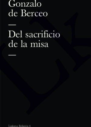 Del sacrificio de la misa