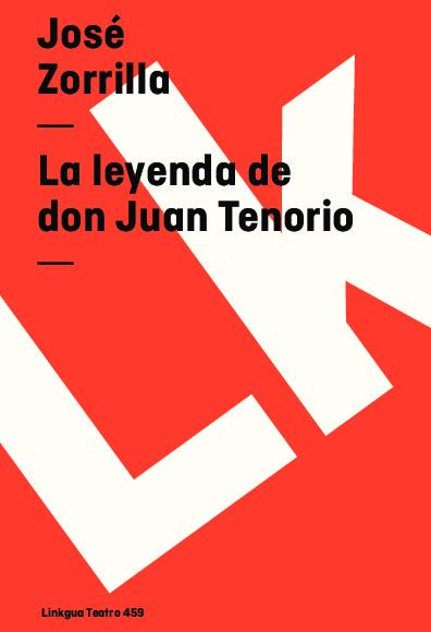 La leyenda de don Juan Tenorio