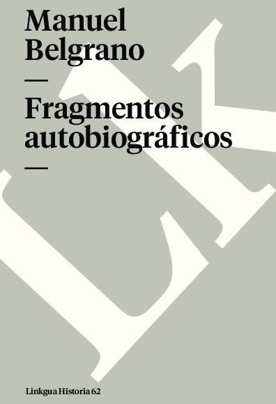 Fragmentos autobiográficos