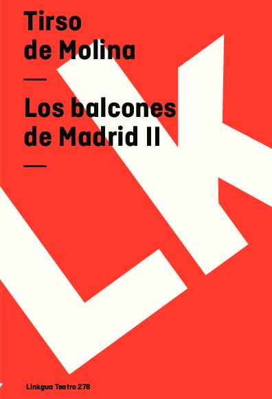 Los balcones de Madrid II