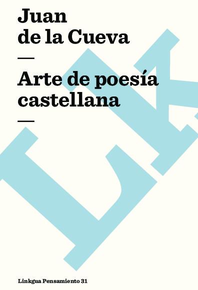 Arte de poesía castellana