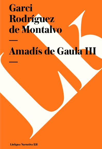 Amadís de Gaula III