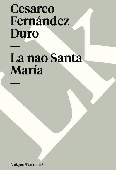 La nao Santa María