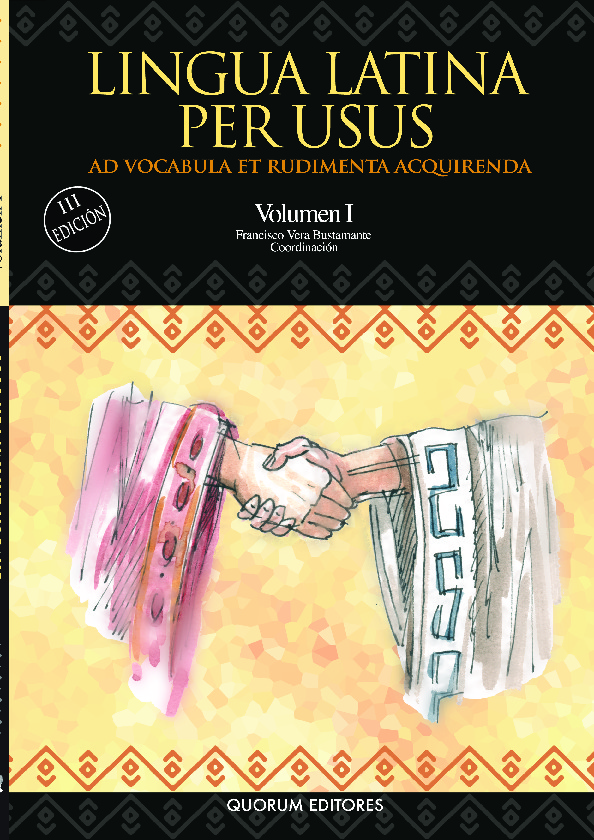 Lingua Latina per usus ad vocabula et rudimenta acquirenda Vol.I