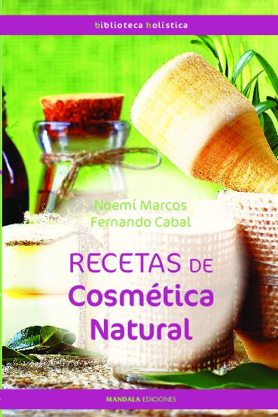 Recetas de cosmética natural (BH)