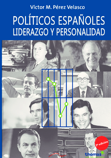 Políticos españoles, liderazgo y personalidad