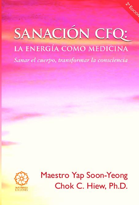 Sanación CFQ, la energía como medicina