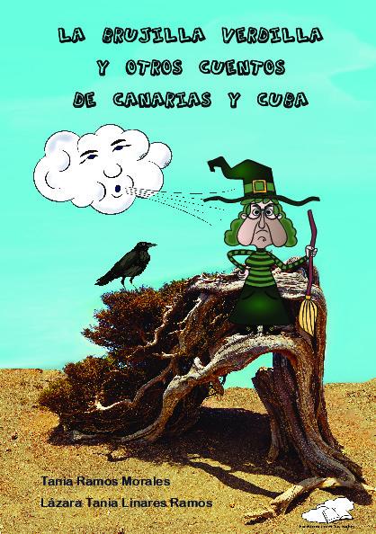 La Brujilla Verdilla y otros cuentos de Canarias y Cuba
