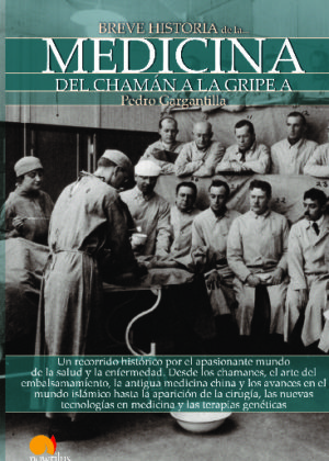Breve historia de la medicina