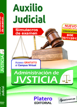 Auxilio Judicial Simulacros de Examen
