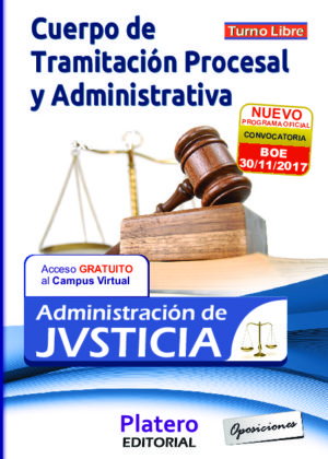 Tramitación Procesal y Administrativa Simulacros de Examen