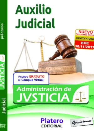 Auxilio Judicial Supuestos Prácticos