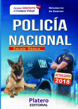 Policía Nacional Escala Básica Simulacros de Examen