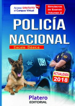 Policía Nacional Escala Básica Simulacro de Examen 2