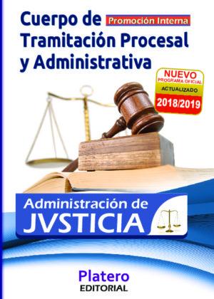 Tramitación Procesal y Administrativa Temario Vol. 1 Promoción Interna