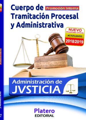 Tramitación Procesal y Administrativa Temario Vol. 2 Promoción interna