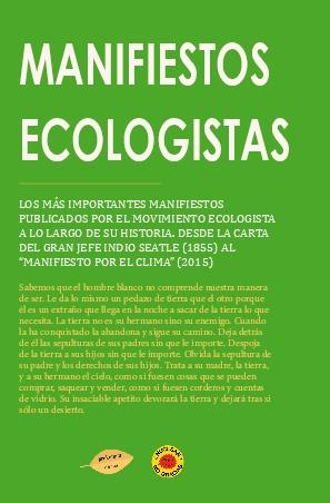Manifiestos ecologistas
