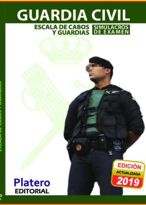 GUARDIA CIVIL ESCALA DE CABOS Y GUARDIAS SIMULACROS DE EXAMEN