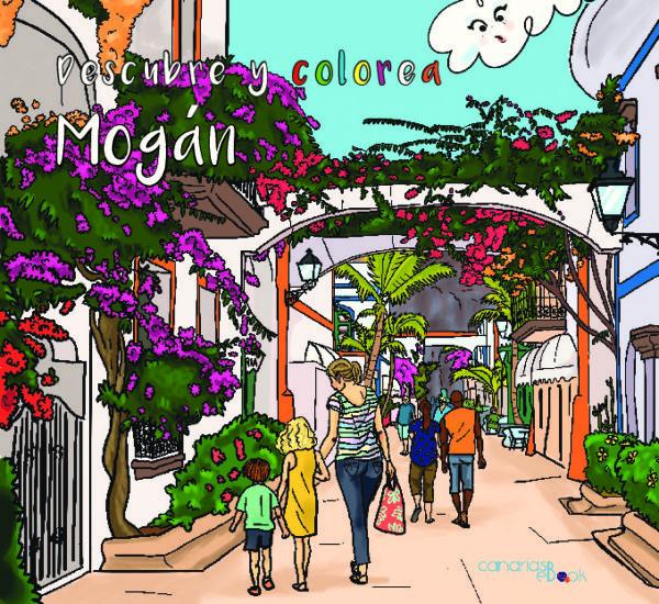 Descubre y colorea Mogán