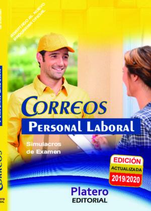 CORREOS PERSONAL LABORAL SIMULACRO DE EXAMEN