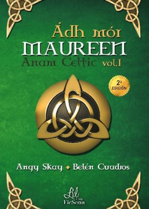 MAUREEN vol.1 Saga Anam Celtic