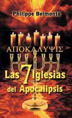 Las siete iglesias del Apocalipsis