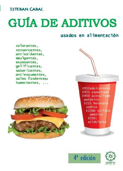 Guía de aditivos usados en alimentación