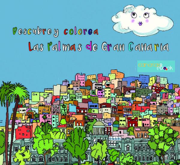 Descubre y colorea Las Palmas de Gran Canaria
