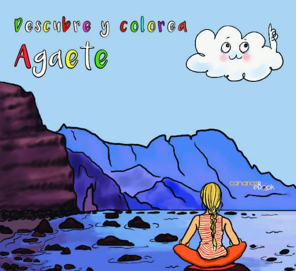 Descubre y colorea Agaete