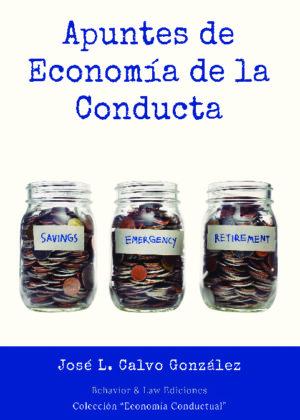 Apuntes de economía de la Conducta