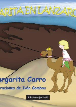 Clarita en Lanzarote