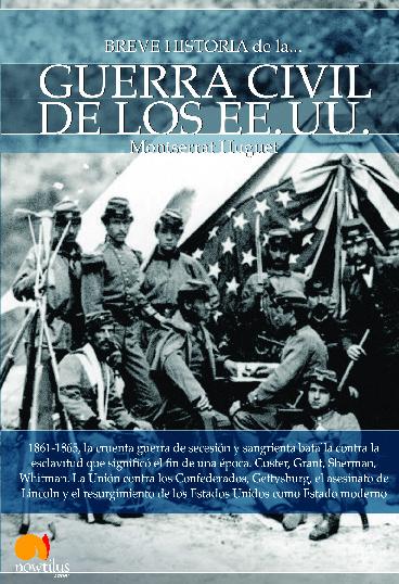 Breve historia de la guerra civil de los Estados Unidos