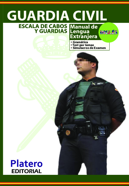 Guardia Civil Manual de Inglés y Simulacros de examen de idioma