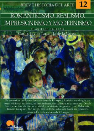 Breve historia del romanticismo, realismo, impresionismo y modernismo (Arte 12)