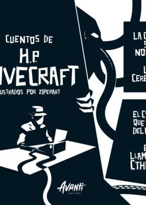 Cuentos de HP Lovecraft ilustrados por Ziperart