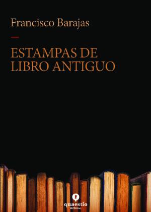 ESTAMPAS DE LIBRO ANTIGUO