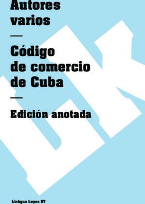 Código de comercio de Cuba
