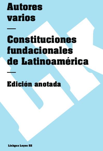 Primeras constituciones latinoamericanas