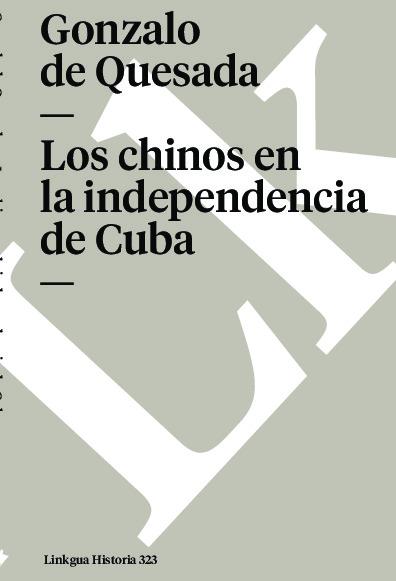 Los chinos en la indepencia de Cuba