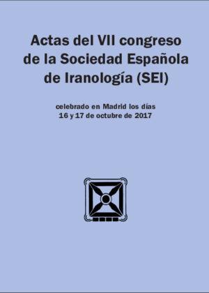 ACTAS SOIEDAD ESPAÑOLA DE IRANOLOGIA