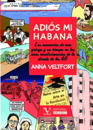 Adiós a mi Habana (rústica)