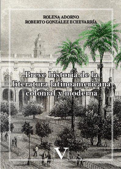 Breve historia de la Literatura Latinoamericana