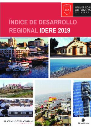 Índice de Desarrollo Regional IDERE 2019