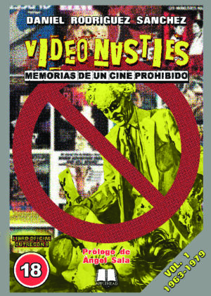 VIDEO NASTIES VOL. 1 (mate)
